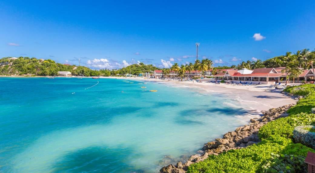 Pinele Beach Club Antigua
